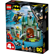 לגו באטמן LEGO DC Batman 76138 Batman and The Joker Escape