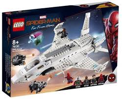 לגו מארוול 76130 LEGO Marvel Stark Jet and the Drone Attack