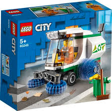 לגו 60249 מטאטא כבישים (LEGO 60249 Street Sweeper City)