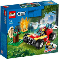 לגו 60247 שריפה ביער (LEGO 60247 Forest Fire City)