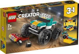 לגו 31101 מנסטר טראק (LEGO 31101 Monster Truck Creator)