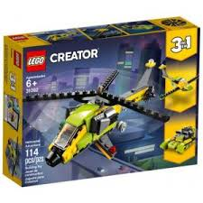 לגו 31092 הליקופטר - LEGO 31092 Helicopter Adventure