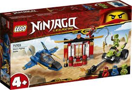 לגו 71703 קרב בסערה (LEGO 71703 Storm Fighter Battle Ninjago)